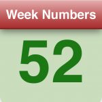How to get WeekNumber function in Google Spreadsheets