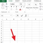 Use the tabs to switch between worksheets